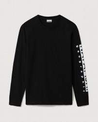 Мъжка блуза SADAS LS BLACK