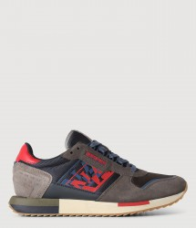 Мъжки обувки F1VIRTUS01/COR RAINDRUM BROWN