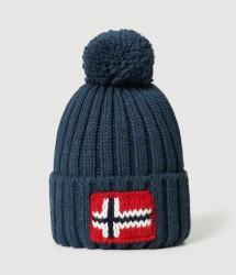 Мъжка шапка SEMIURY 4 BLUE FRENCH