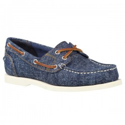 Дамски обувки EK CANVAS BOAT DENIM