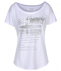 Дамска тениска SECURE BRIGHT WHITE