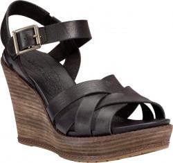 Дамски обувки DANFORTH WOVEN SANDA BLACK