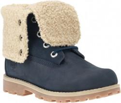 Детски обувки AUTH 6IN SHRL BT NAV BLUE до 35-ти размер