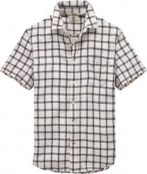 Мъжка риза SS LINEN CARGO CHECK