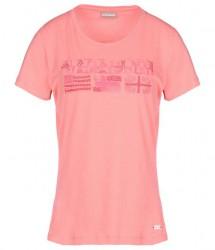 Дамска тениска SHALVEY NEON PINK