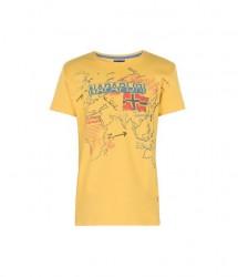 Детска тениска K SELPA YELLOW