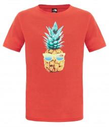 Детска тениска B SS REAXION TEE